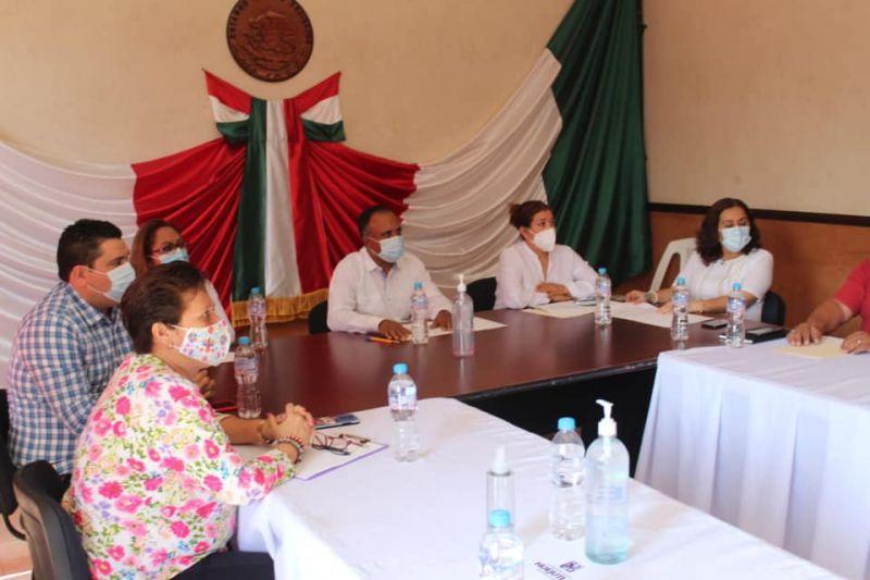 Instalan Consejo Municipal de Salud
