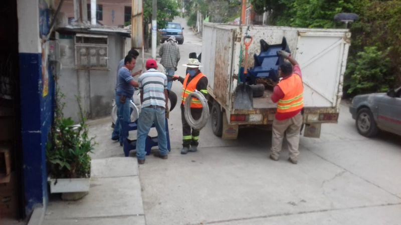 Dengue, Zika y Chikungunya las Principales Enfermedades que Padecen las y los Huejutlenses