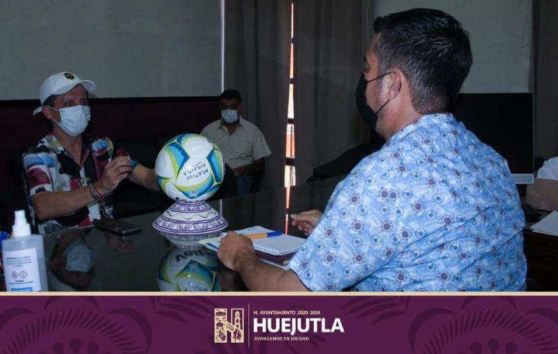 Concretan Regreso de los Tordos del Atlético Huejutla